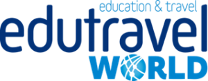 logo edutravel world
